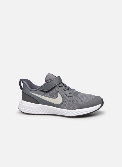 Baskets Nike Nike Revolution 5 (Psv) Gris vue derrière