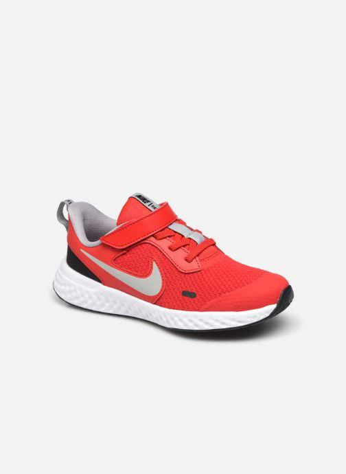 Baskets Nike Nike Revolution 5 (Psv) Rouge vue détail/paire