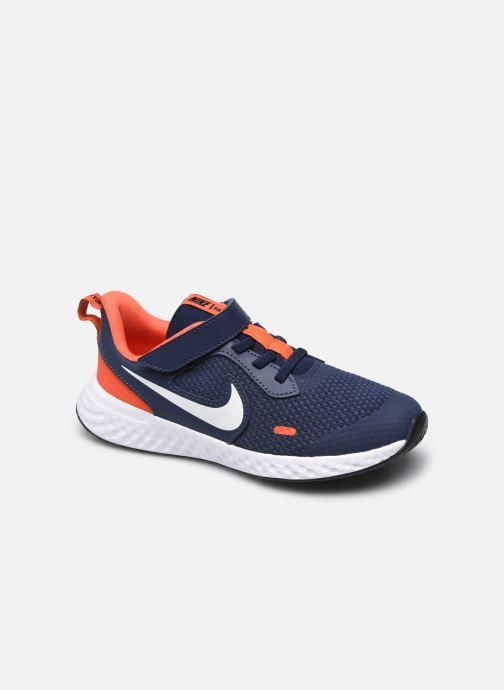 Sneakers Nike Nike Revolution 5 (Psv) Blauw detail