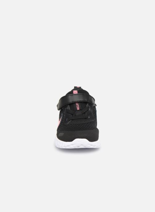 Baskets Nike Nike Revolution 5 (Tdv) Noir vue portées chaussures