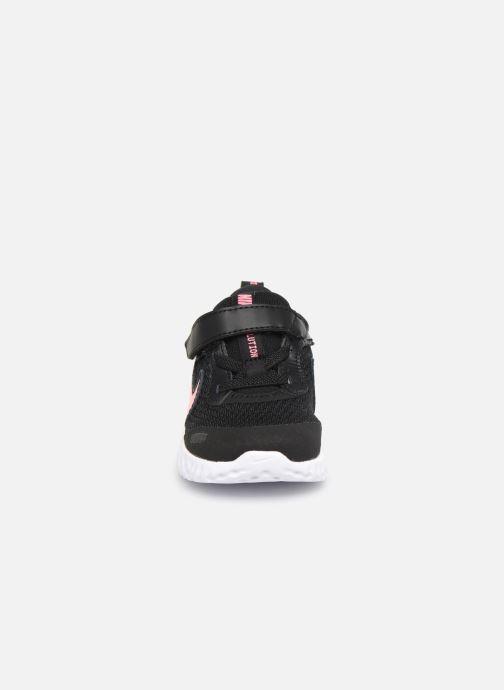 Sneaker Nike Nike Revolution 5 (Tdv) schwarz schuhe getragen