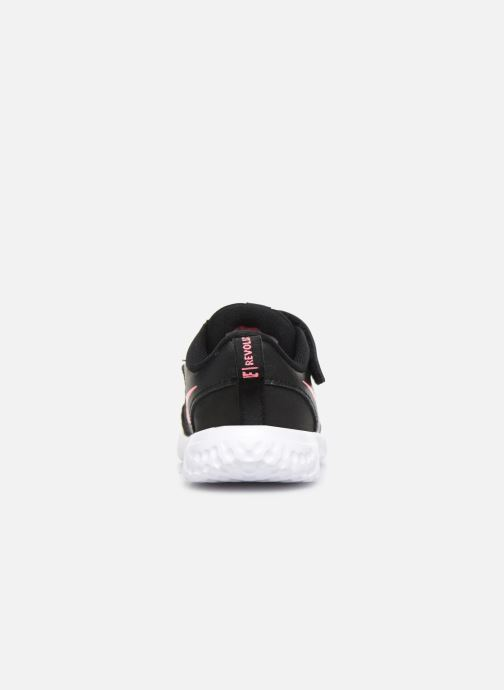 Sneakers Nike Nike Revolution 5 (Tdv) Zwart rechts
