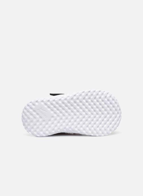 Sneaker Nike Nike Revolution 5 (Tdv) schwarz ansicht von oben