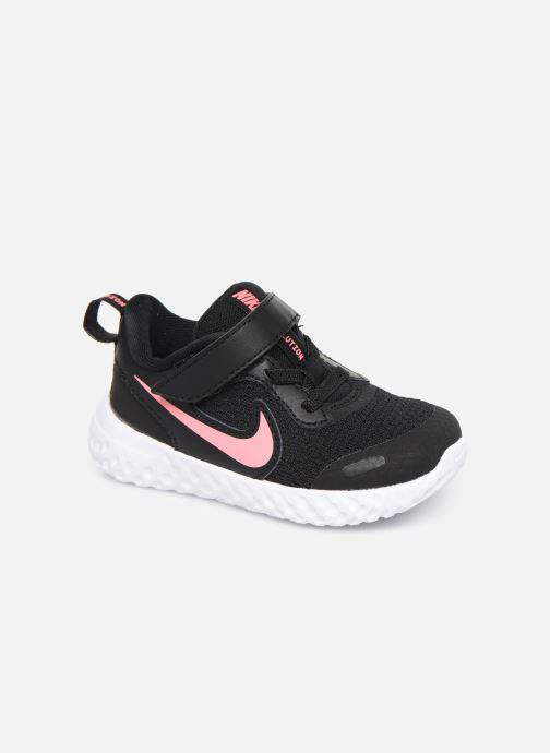 Baskets Nike Nike Revolution 5 (Tdv) Noir vue détail/paire
