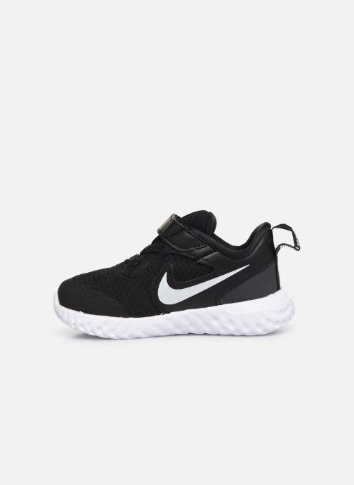 Sneakers Nike Nike Revolution 5 (Tdv) Nero immagine frontale
