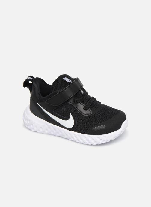 Sneakers Nike Nike Revolution 5 (Tdv) Zwart detail