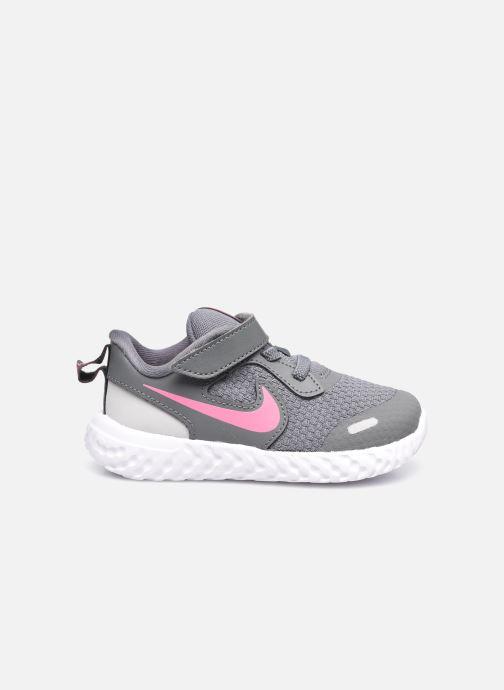 Sneaker Nike Nike Revolution 5 (Tdv) grau ansicht von hinten