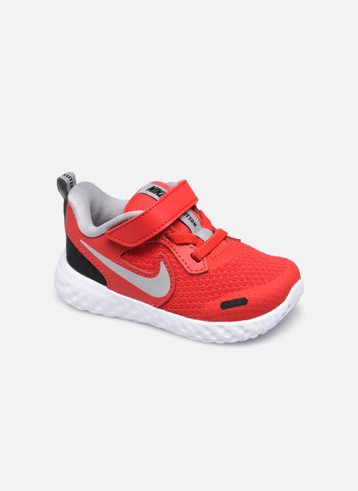 Sneaker Nike Nike Revolution 5 (Tdv) rot detaillierte ansicht/modell