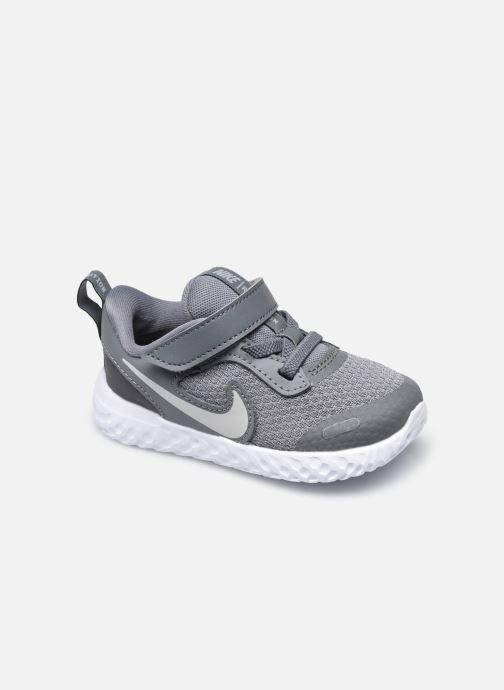 Sneaker Nike Nike Revolution 5 (Tdv) grau detaillierte ansicht/modell