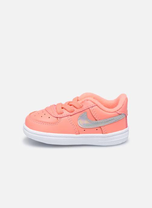 Sneakers Nike Nike Force 1 Crib (Cb) Rosa immagine frontale