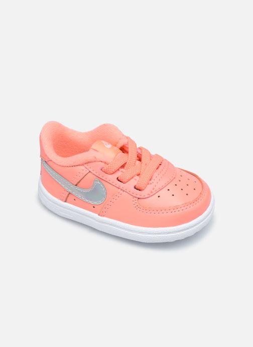 Sneakers Nike Nike Force 1 Crib (Cb) Roze detail