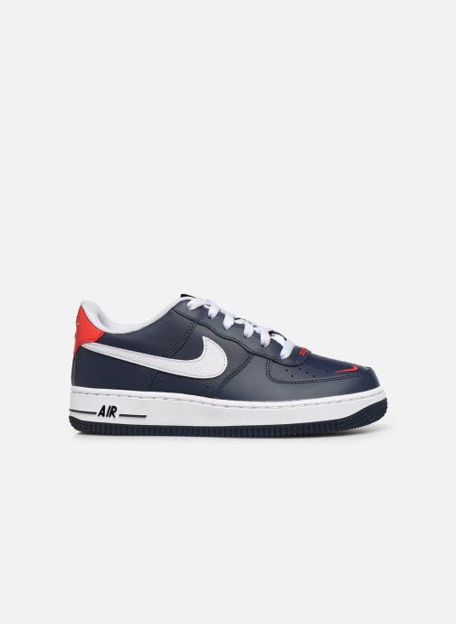 Sneakers Nike Air Force 1 Lv8 Gs Blauw achterkant