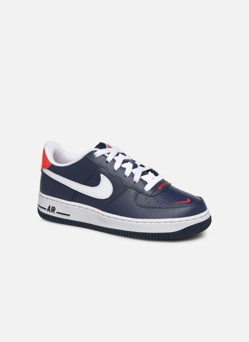 Sneakers Nike Air Force 1 Lv8 Gs Blauw detail
