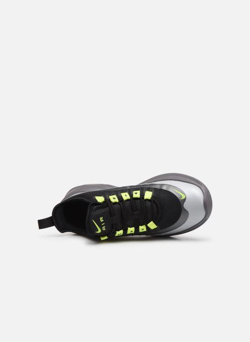 Sneaker Nike Nike Air Max Axis (Gs) schwarz ansicht von links