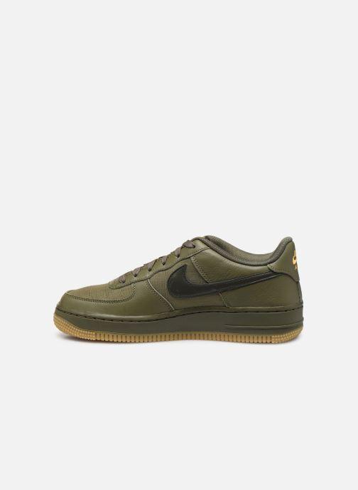 Baskets Nike Air Force 1 Lv8 5 (Gs) Vert vue face