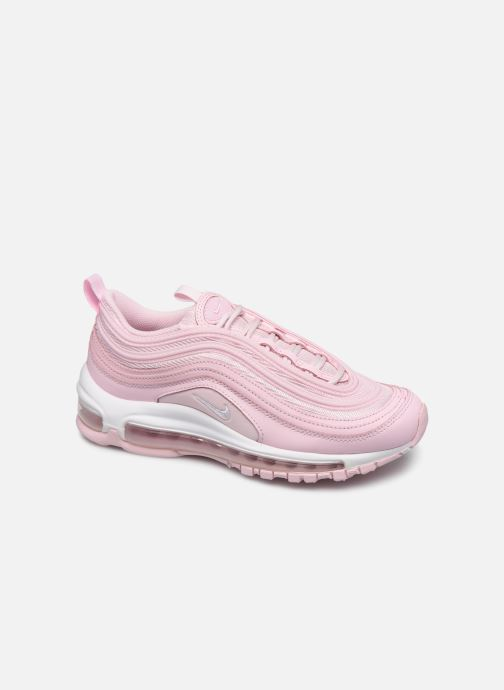 Trainers Nike Air Max 97 Gs Pink detailed view/ Pair view