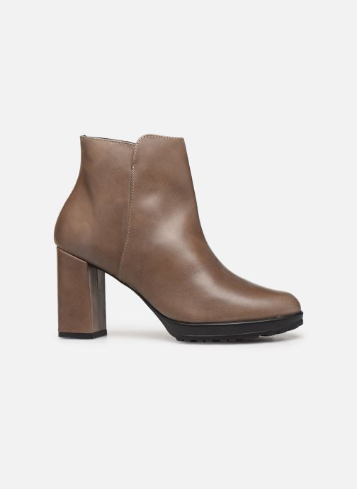 Bottines et boots Elizabeth Stuart Syga 304 Beige vue derrière