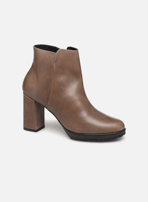 Bottines et boots Elizabeth Stuart Syga 304 Beige vue détail/paire
