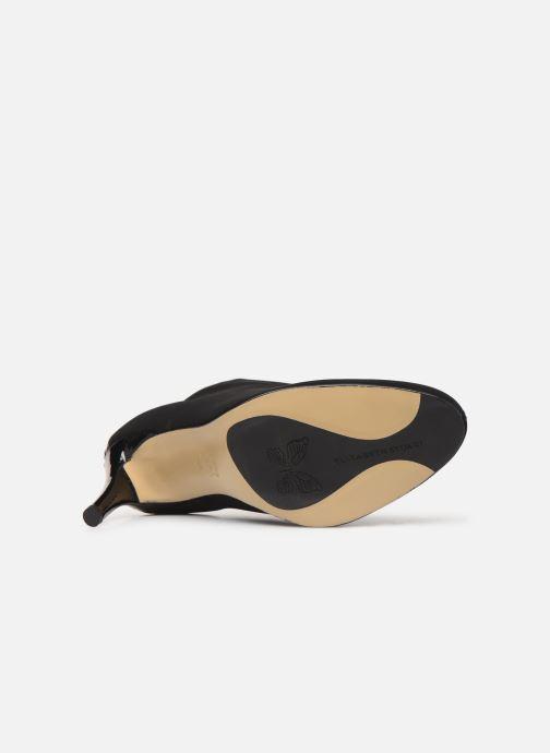 Bottines et boots Elizabeth Stuart Civoli 631 Noir vue haut