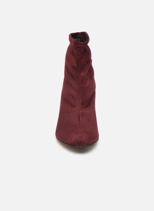 Bottines et boots Elizabeth Stuart Civoli 639 Bordeaux vue portées chaussures