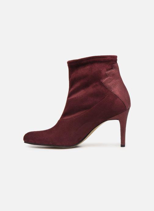 Bottines et boots Elizabeth Stuart Civoli 639 Bordeaux vue face