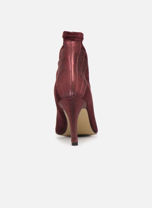 Bottines et boots Elizabeth Stuart Civoli 639 Bordeaux vue droite