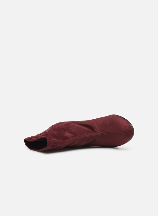 Bottines et boots Elizabeth Stuart Civoli 639 Bordeaux vue gauche