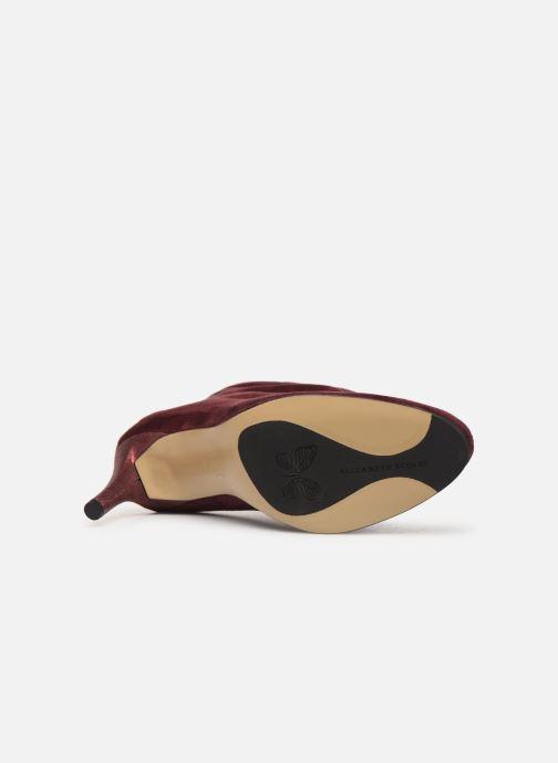 Bottines et boots Elizabeth Stuart Civoli 639 Bordeaux vue haut
