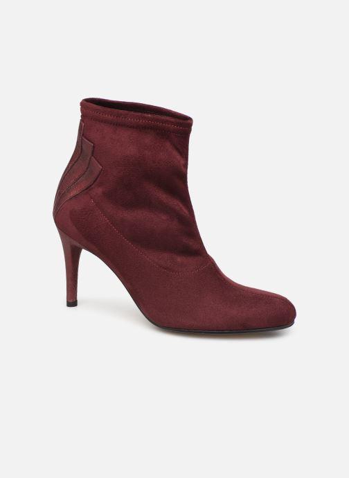 Bottines et boots Elizabeth Stuart Civoli 639 Bordeaux vue détail/paire