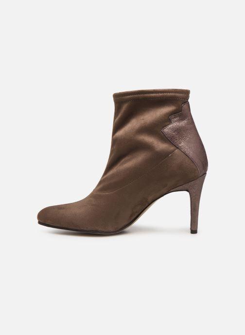 Bottines et boots Elizabeth Stuart Civoli 639 Marron vue face