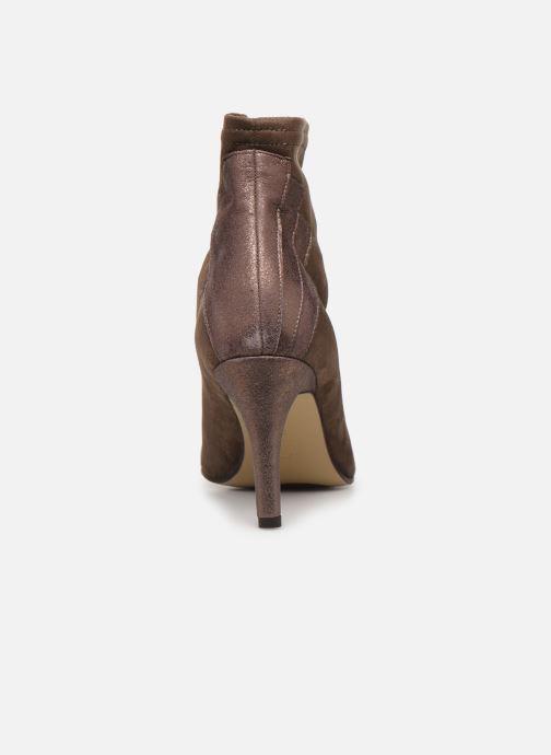 Bottines et boots Elizabeth Stuart Civoli 639 Marron vue droite