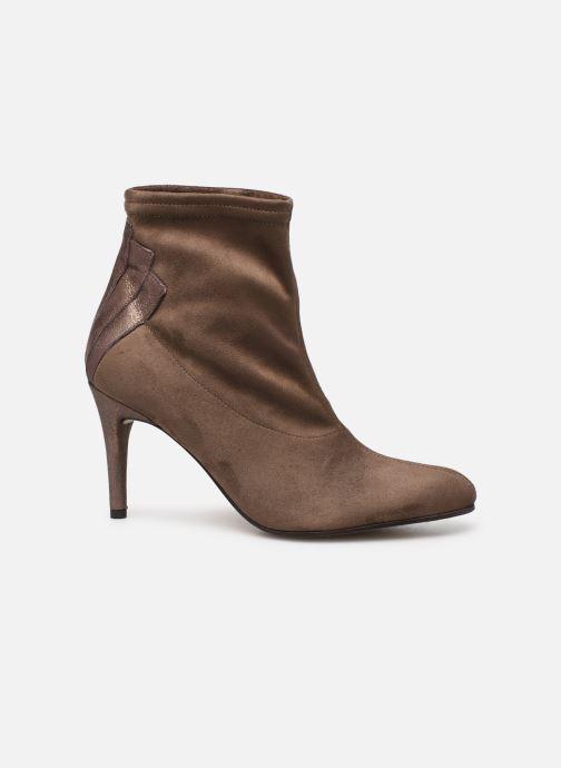 Bottines et boots Elizabeth Stuart Civoli 639 Marron vue derrière