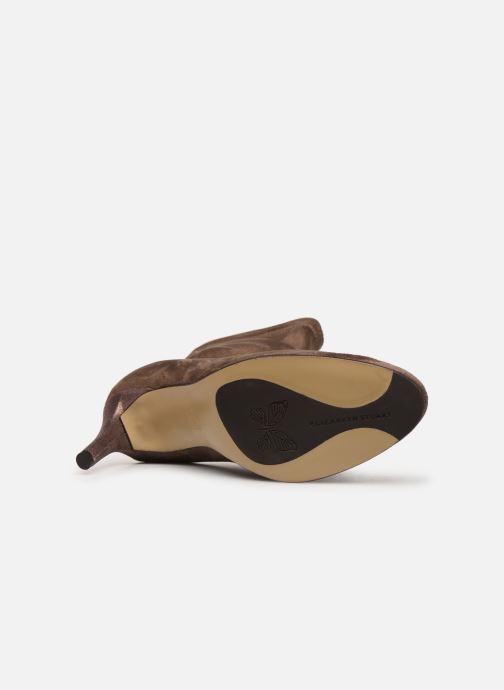 Bottines et boots Elizabeth Stuart Civoli 639 Marron vue haut