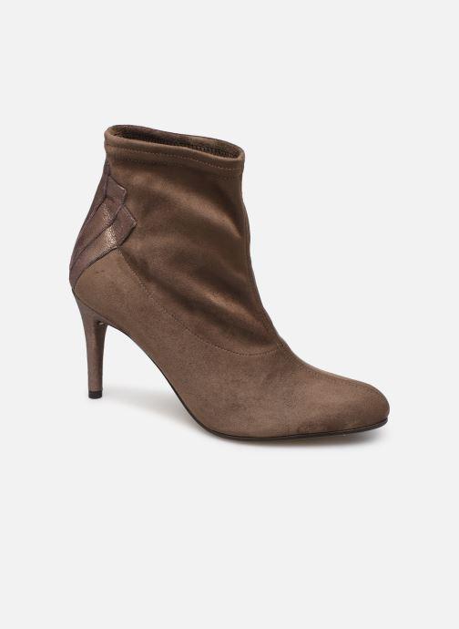 Bottines et boots Elizabeth Stuart Civoli 639 Marron vue détail/paire