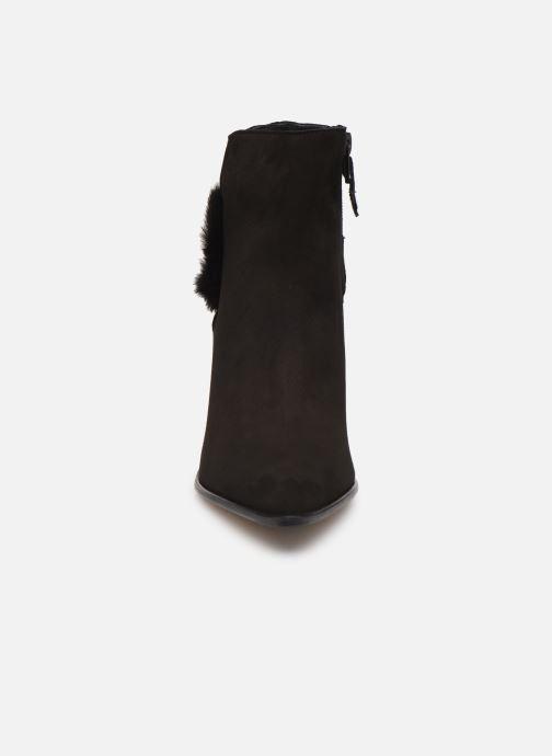 Bottines et boots Elizabeth Stuart Crespy 300 Noir vue portées chaussures