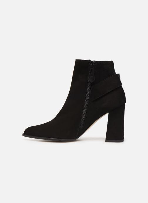 Ankle boots Elizabeth Stuart Crespy 300 Black front view