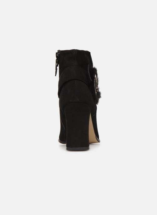 Ankle boots Elizabeth Stuart Crespy 300 Black view from the right