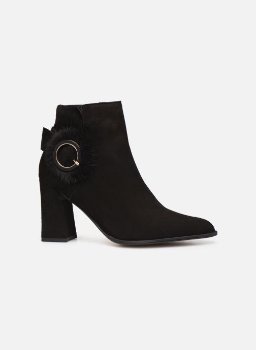 Ankle boots Elizabeth Stuart Crespy 300 Black back view