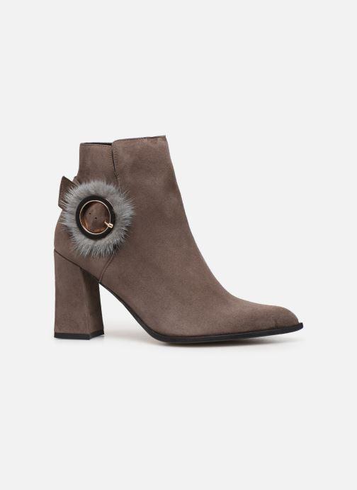 Bottines et boots Elizabeth Stuart Crespy 300 Beige vue derrière