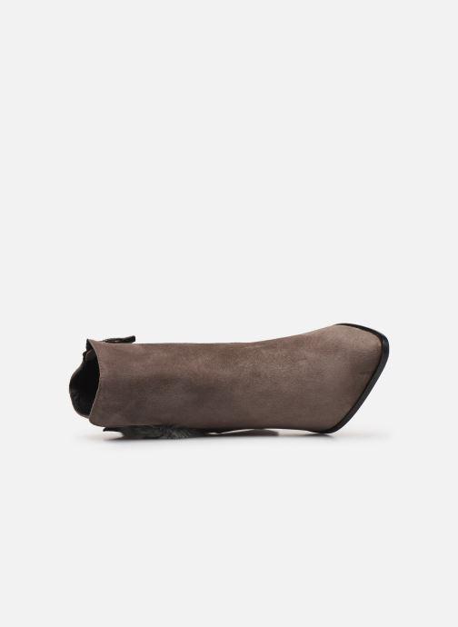 Bottines et boots Elizabeth Stuart Crespy 300 Beige vue gauche