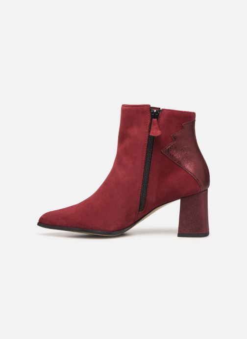Bottines et boots Elizabeth Stuart Dhexter 745 Bordeaux vue face