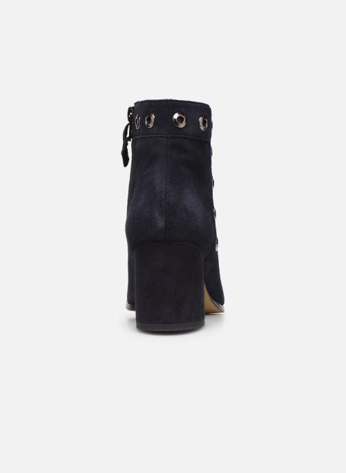 Bottines et boots Elizabeth Stuart Sliman 300 Bleu vue droite