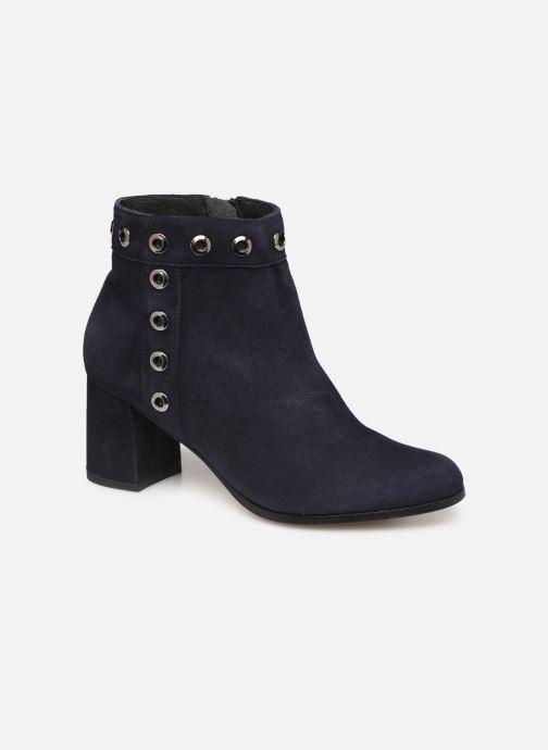Bottines et boots Elizabeth Stuart Sliman 300 Bleu vue détail/paire
