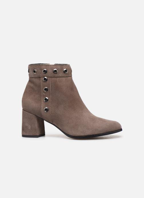 Bottines et boots Elizabeth Stuart Sliman 300 Beige vue derrière
