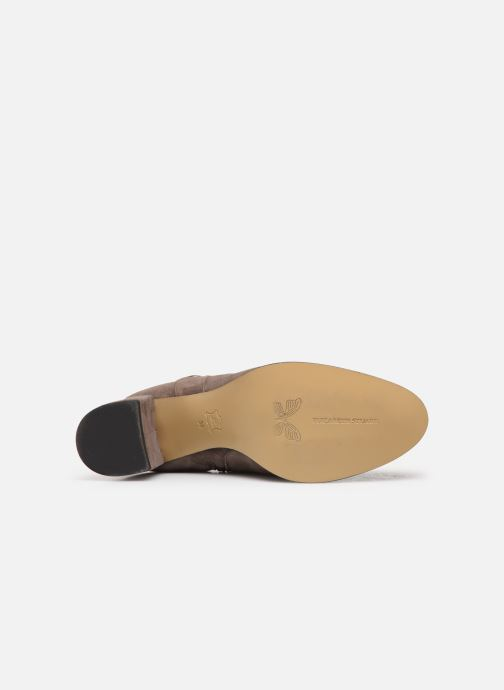 Boots en enkellaarsjes Elizabeth Stuart Sliman 300 Beige boven