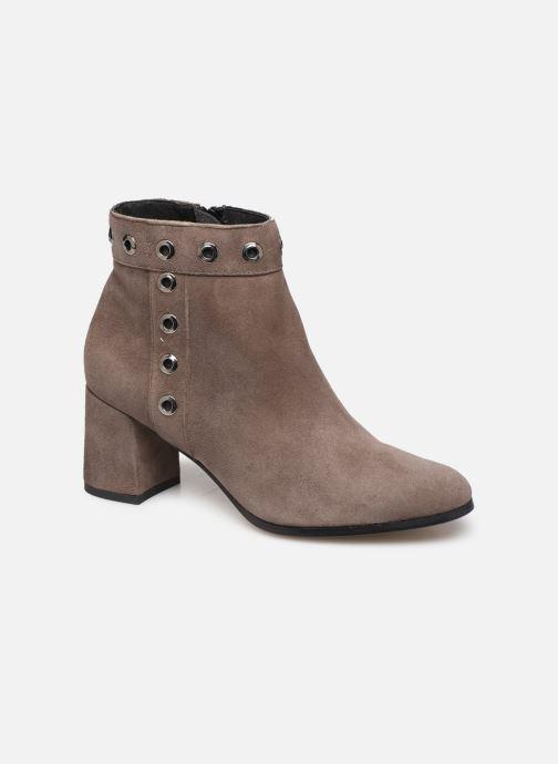 Bottines et boots Elizabeth Stuart Sliman 300 Beige vue détail/paire