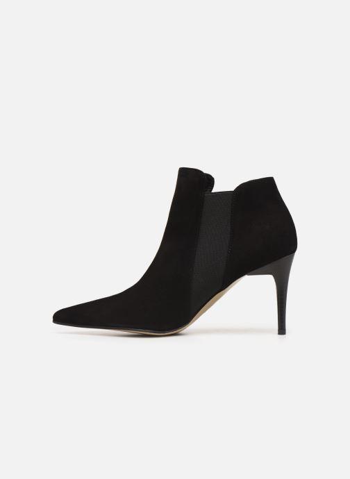 Bottines et boots Elizabeth Stuart Lelys 300 Noir vue face