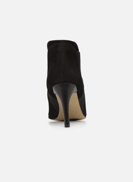 Ankle boots Elizabeth Stuart Lelys 300 Black view from the right