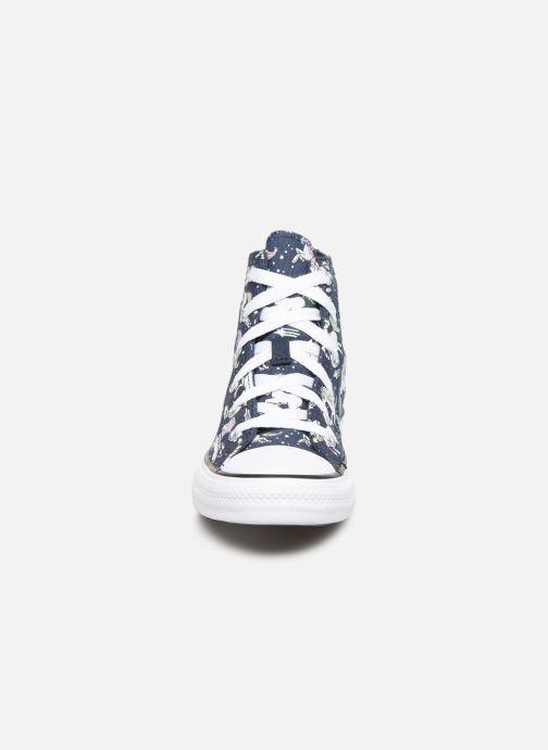 Sneakers Converse Chuck Taylor All Star Unicons Hi Blå se skoene på