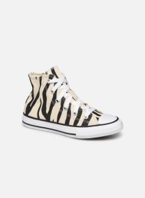 Sneakers Bambino Chuck Taylor All Star Archive Zebra Hi